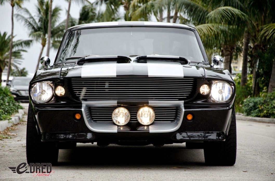 1967 Ford Mustang Fastback GT Muscle Stree Rod Hot USA 1600x1059 (6) wallpaper