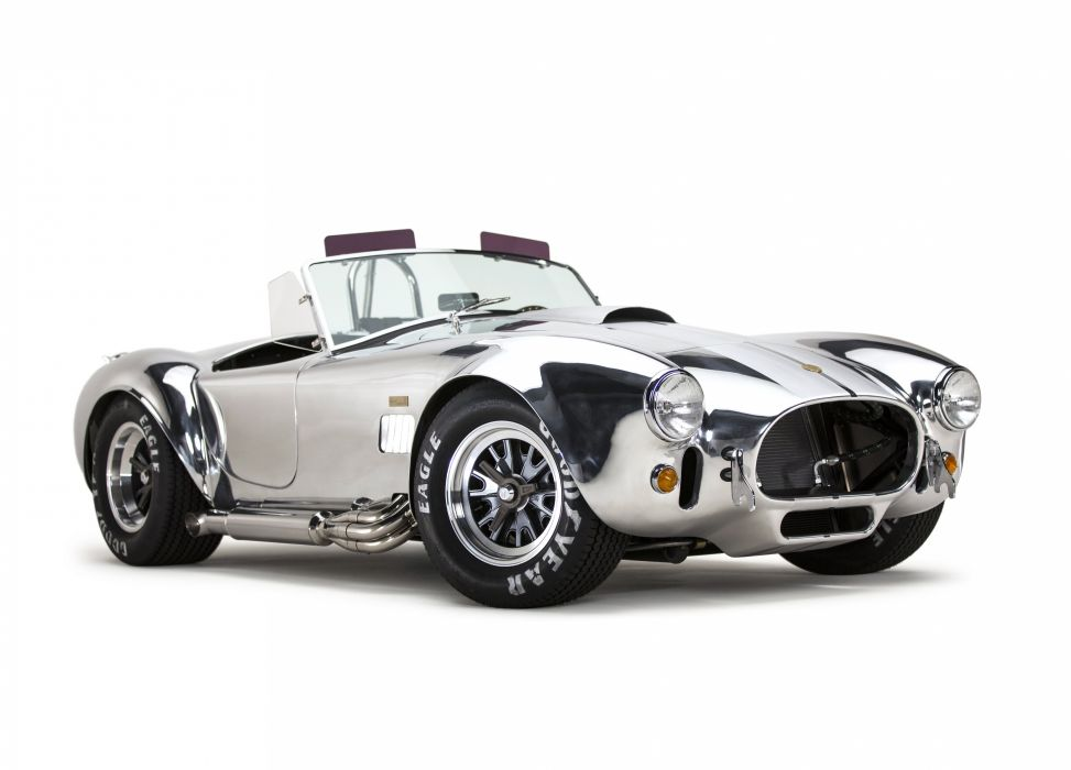 2014 Shelby Cobra 50th Anniversary supercar got rod rods muscle wallpaper