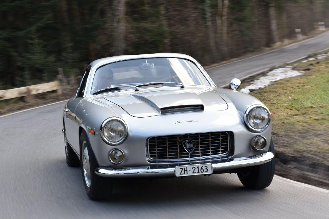 1964 Lancia Flaminia 3-C Sport 2-8L 826 classic zagato wallpaper