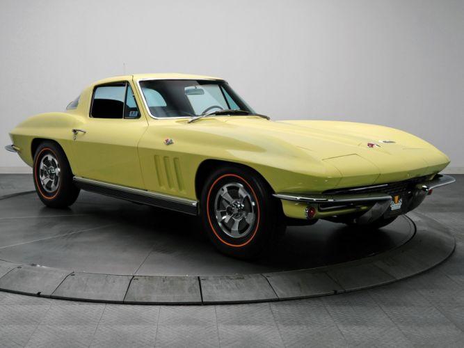 1966 Chevrolet Corvette Sting Ray L79 327 350HP C-2 stingray muscle classic supercar wallpaper