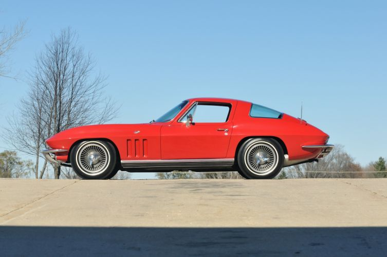 1966 Chevrolet Corvette Sting Ray L79 327 350HP C-2 stingray muscle classic supercar wallpaper