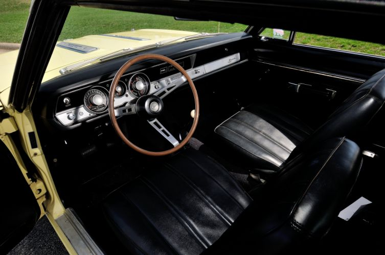 1968 Plymouth Barracuda Formula S Convertible BH27 muscle classic wallpaper