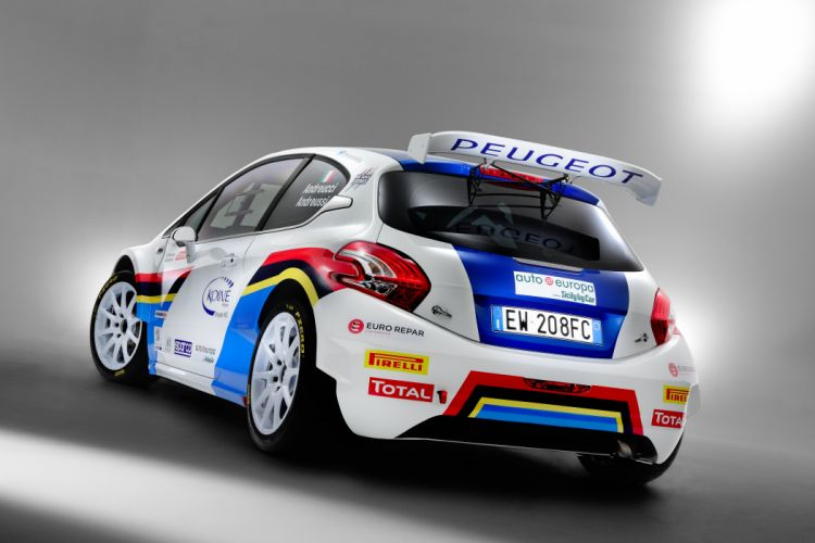 2013 Peugeot 208 T16 rally r-5 race racing wallpaper