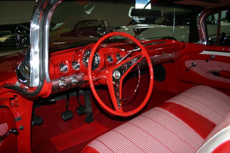 1960 Chevrolet Impala 348ci tri power muscle classic wallpaper