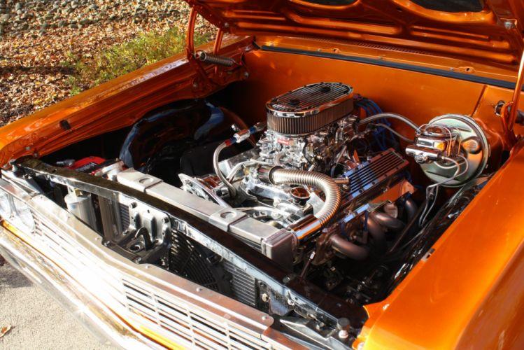 1964 Chevrolet El Camino 350ci 450hp pickup muscle hot rod rods classic wallpaper