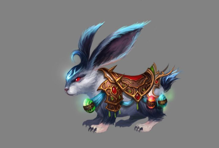 LEAGUE Of ANGELS loa fantasy mmo rpg online 1loa fighting action rabbit easter wallpaper