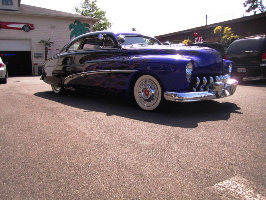 1950 Mercury Coupe 383ci Stroker custom retro lowrider wallpaper