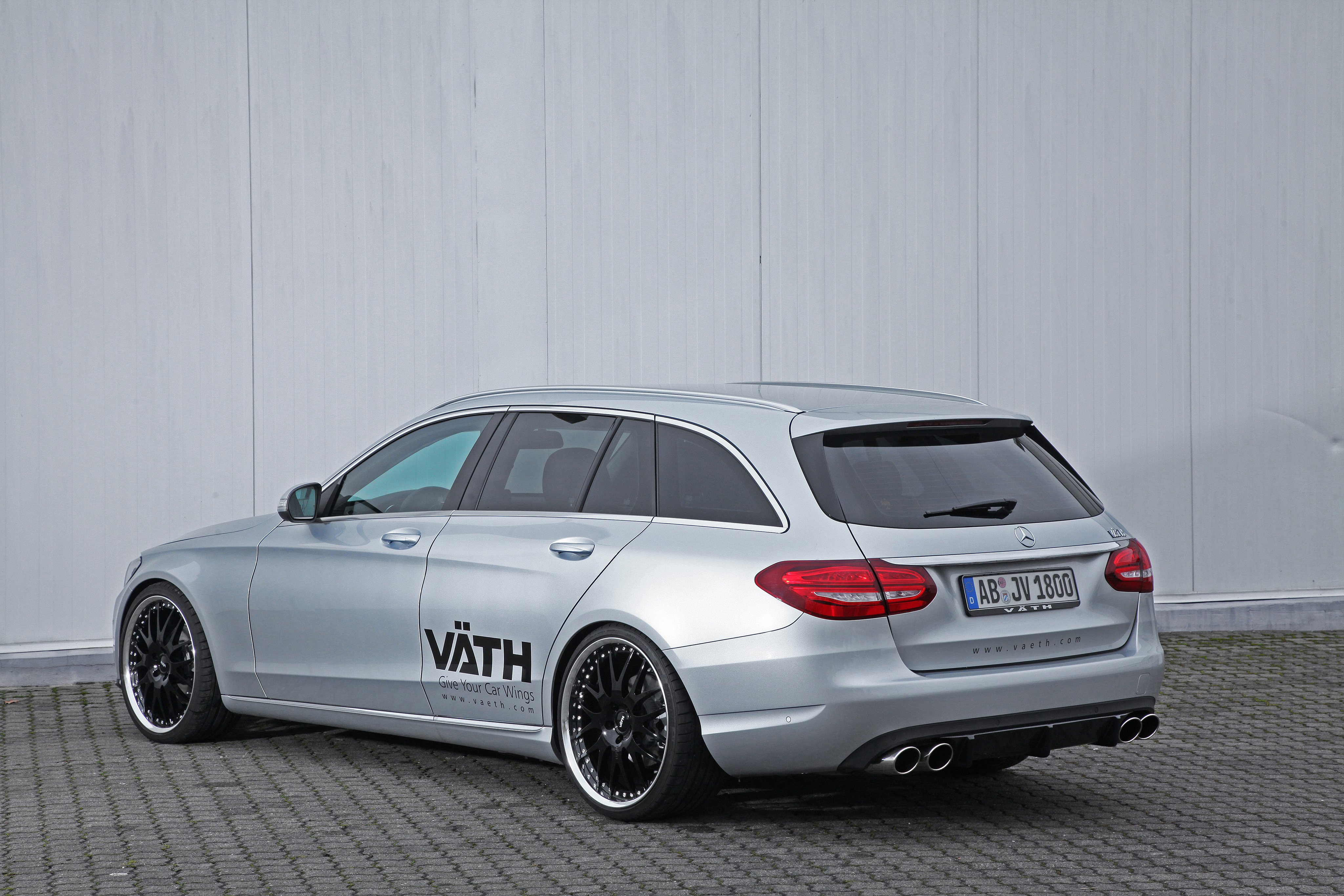 2015 vath v18 mercedes benz s205 stationwagon tuning