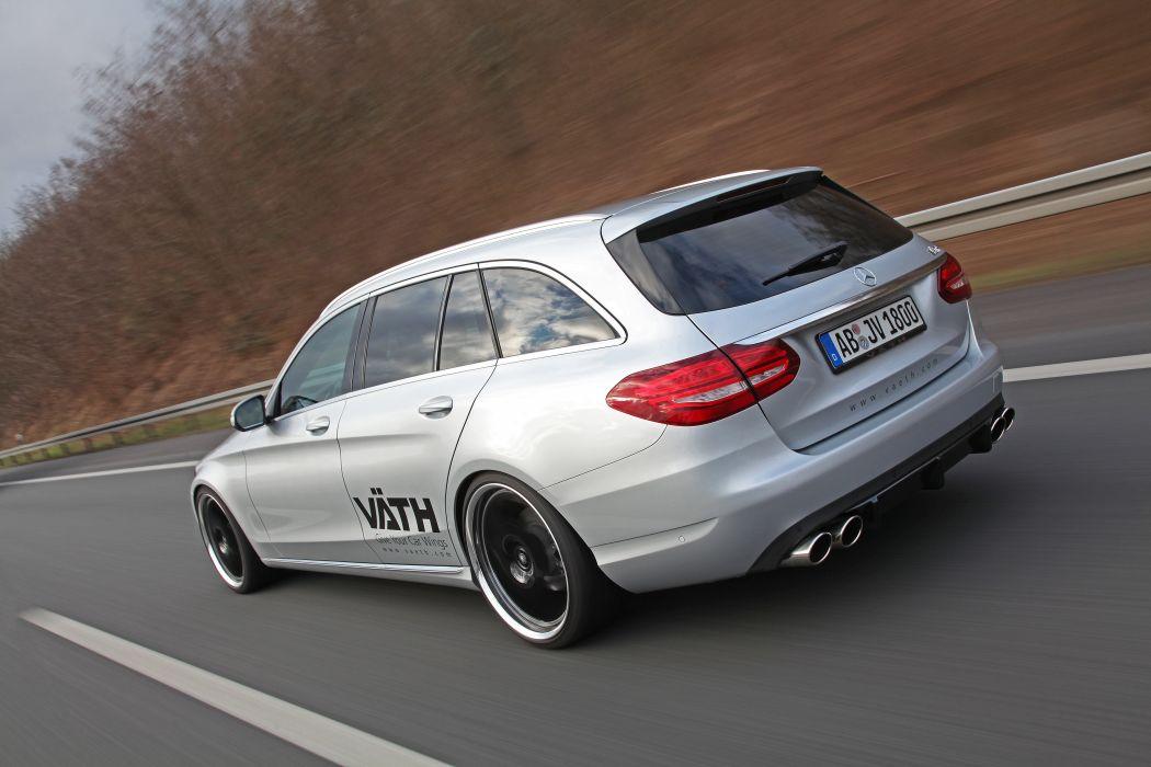2015 VATH V18 Mercedes Benz S205 stationwagon tuning wallpaper