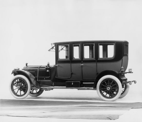 1912 Packard Six Single Compartment Brougham luxury retro vintage wallpaper