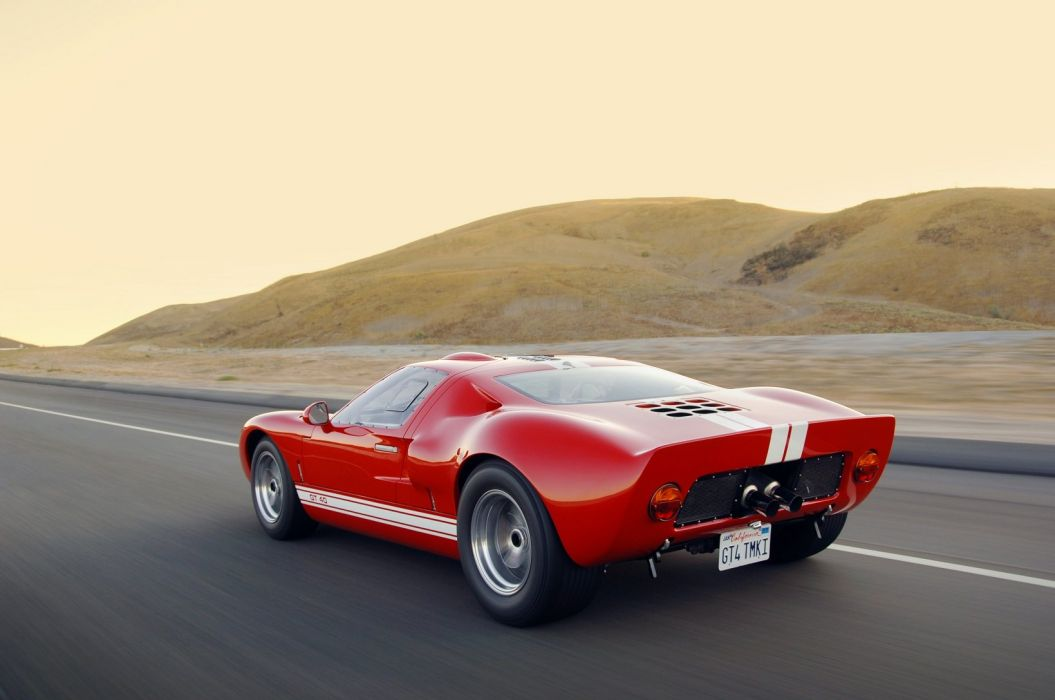 Superformance GT40 MkI 2007 cars coupe wallpaper