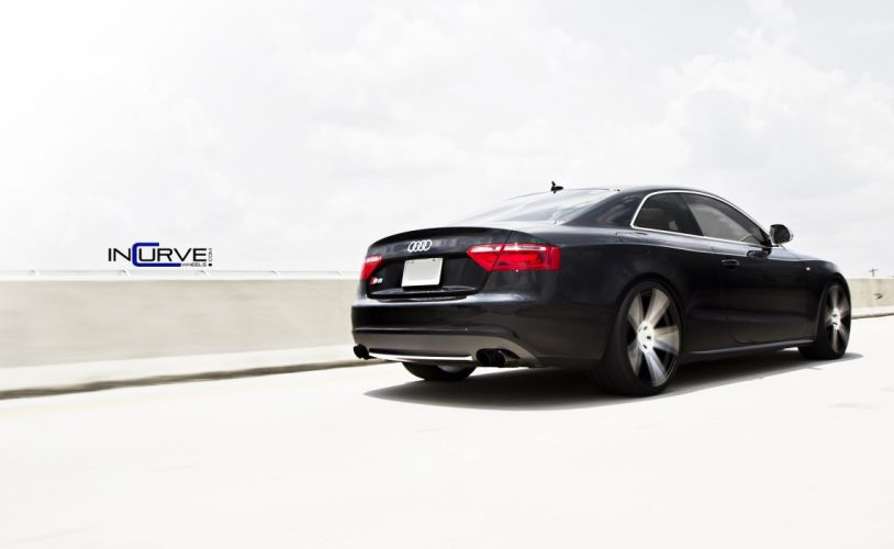 incurve wheels audi s 5 tuning cars wallpaper