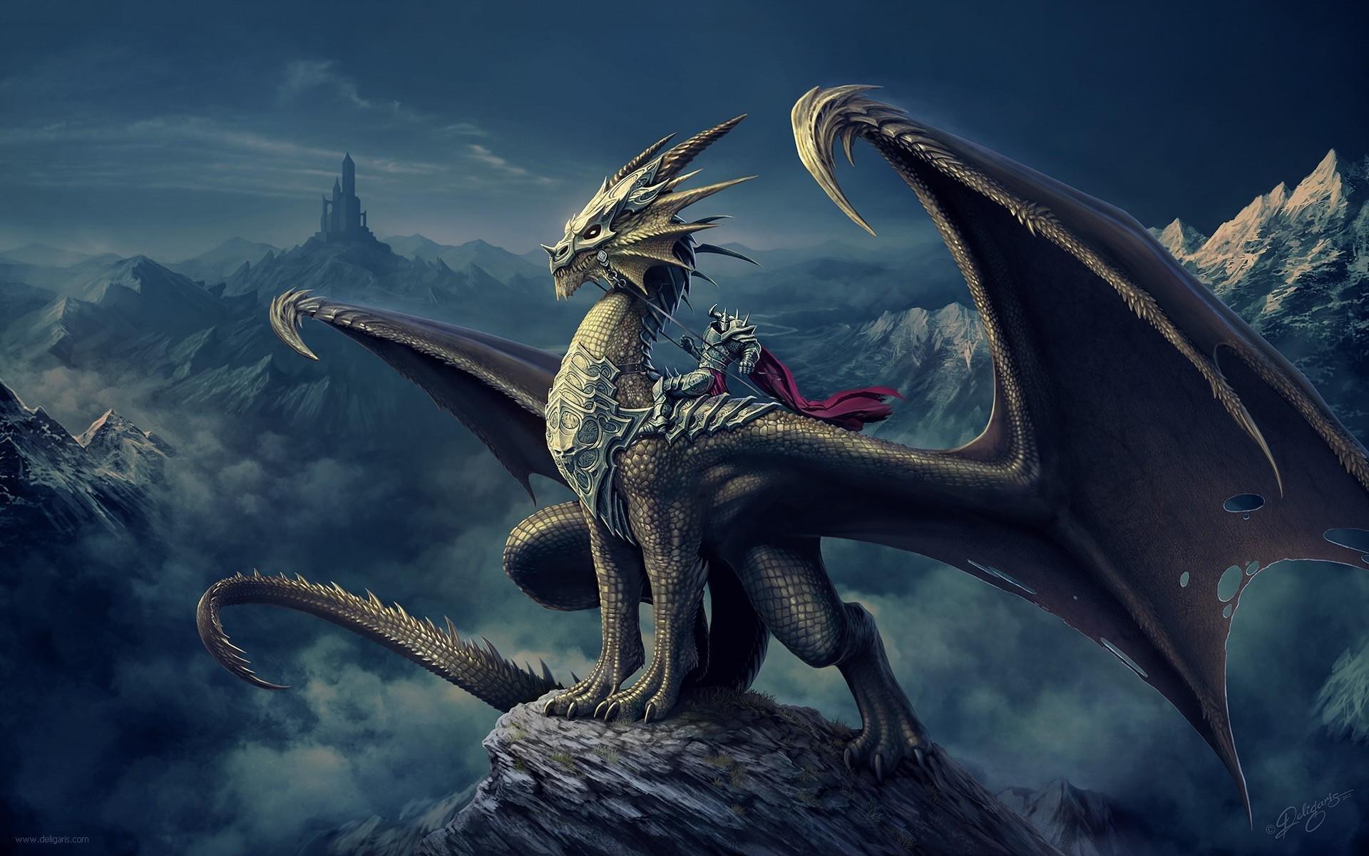 Armored Dragon Wallpaper Dragon Artwork Mordekaiser