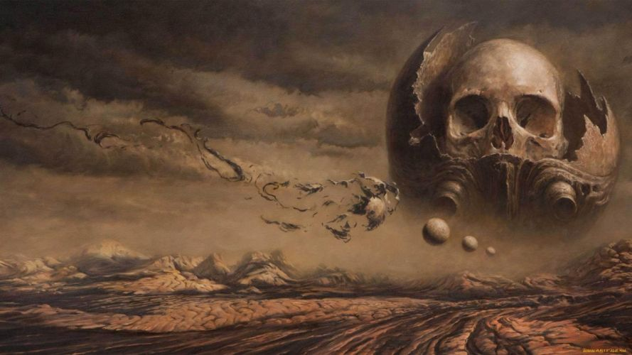 FEAR - Beastwars abstract covers creepy dark wallpaper