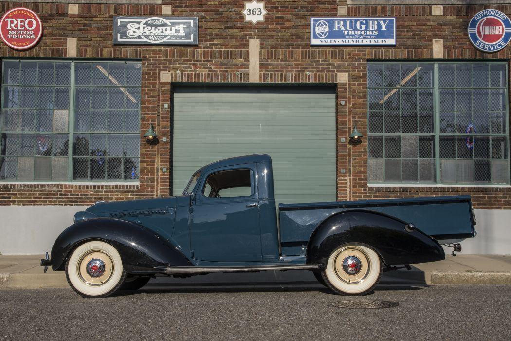 1937 Hudson Terraplane Series 70 Pickup Classic USA d 5704x3803-03 wallpaper