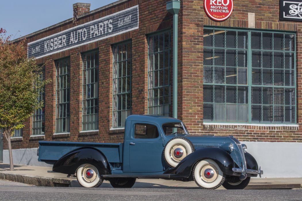 1937 Hudson Terraplane Series 70 Pickup Classic USA d 6000x4000-02 wallpaper