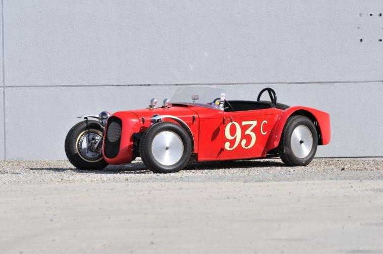 1937 Ingalls Speedster Race Car USA d 4288x2848-01 wallpaper