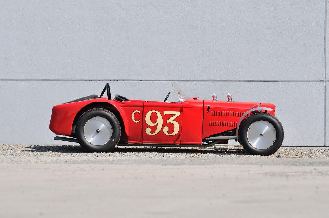 1937 Ingalls Speedster Race Car USA d 4288x2848-02 wallpaper