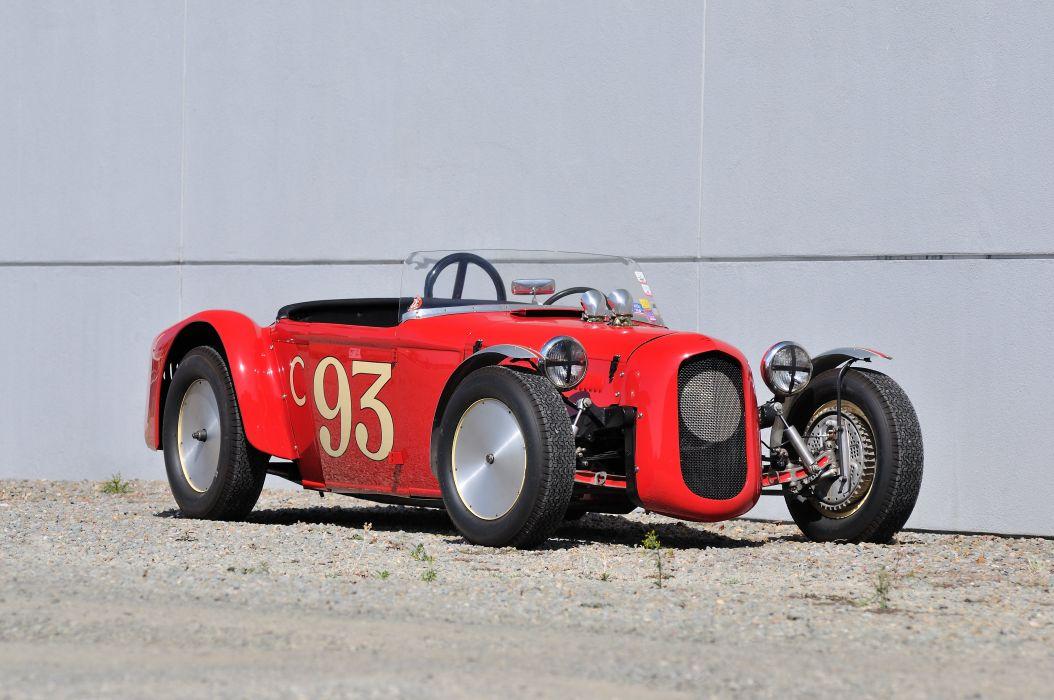 1937 Ingalls Speedster Race Car USA d 4288x2848-04 wallpaper