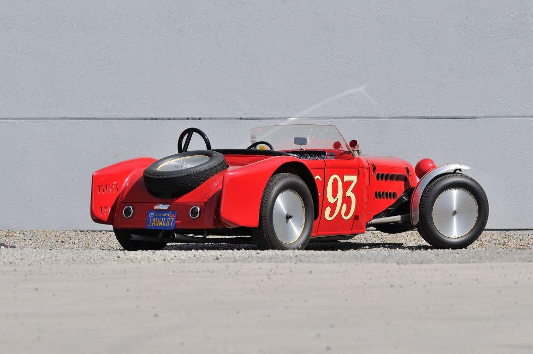 1937 Ingalls Speedster Race Car USA d 4288x2848-03 wallpaper