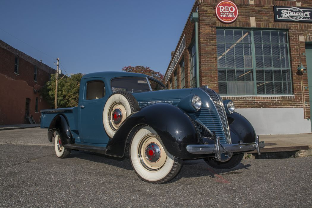 1937 Hudson Terraplane Series 70 Pickup Classic USA d 6000x4000-07 wallpaper