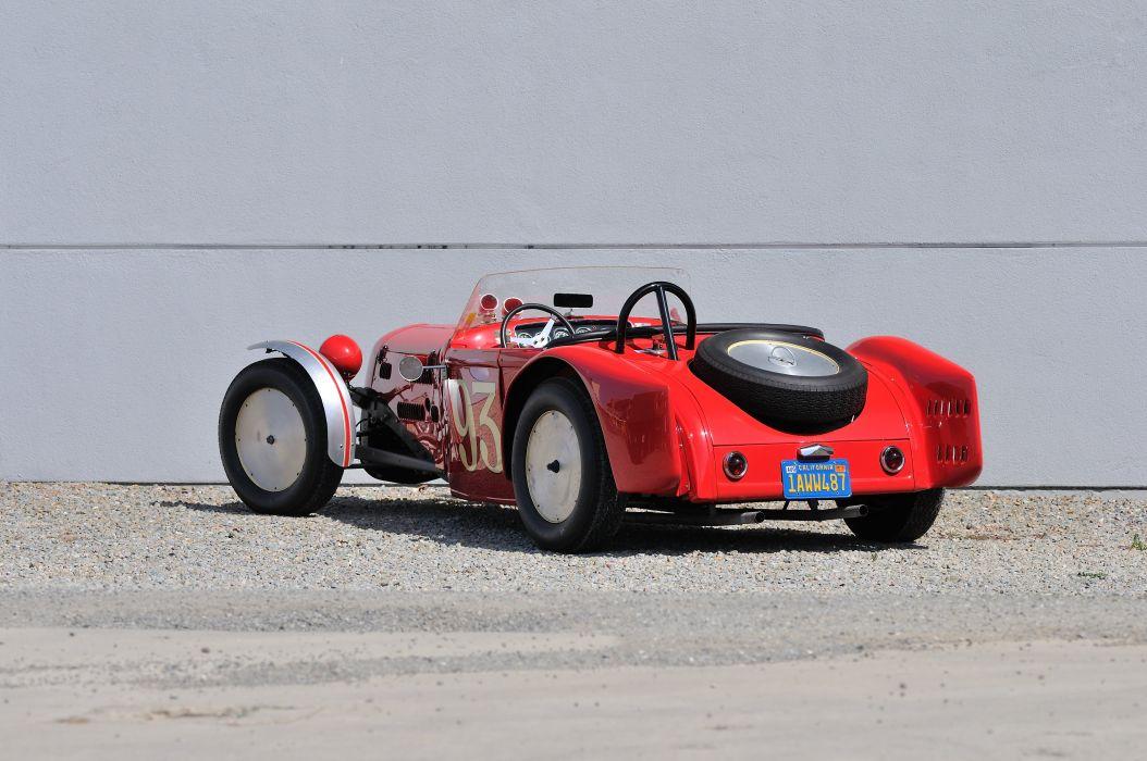 1937 Ingalls Speedster Race Car USA d 4288x2848-05 wallpaper