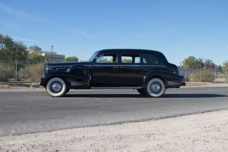 1939 Cadillac Series90 V16 Imperial Touring Sedan Classic USA d 5184x3456-02 wallpaper