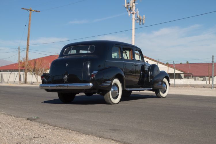 1939 Cadillac Series90 V16 Imperial Touring Sedan Classic USA d 5184x3456-03 wallpaper