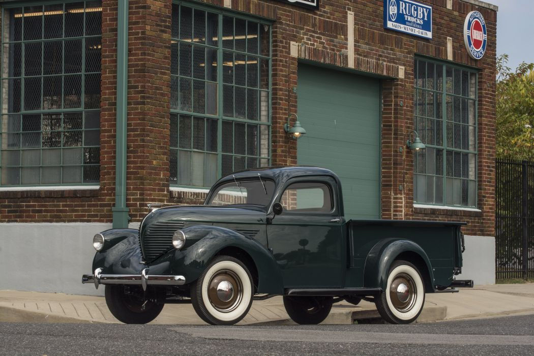 1939 Willys Series 38 Pickup Classic USA d 6000x4000-01 wallpaper
