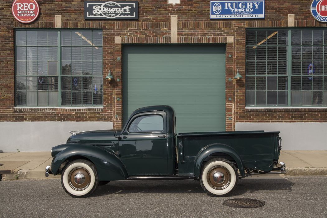 1939 Willys Series 38 Pickup Classic USA d 6000x4000-03 wallpaper