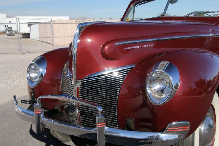 1940 Mercury Convertible Sedan Classic USA d 5184x3456-04 wallpaper