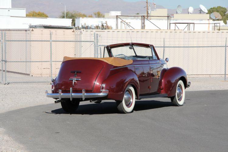 1940 Mercury Convertible Sedan Classic USA d 5184x3456-03 wallpaper
