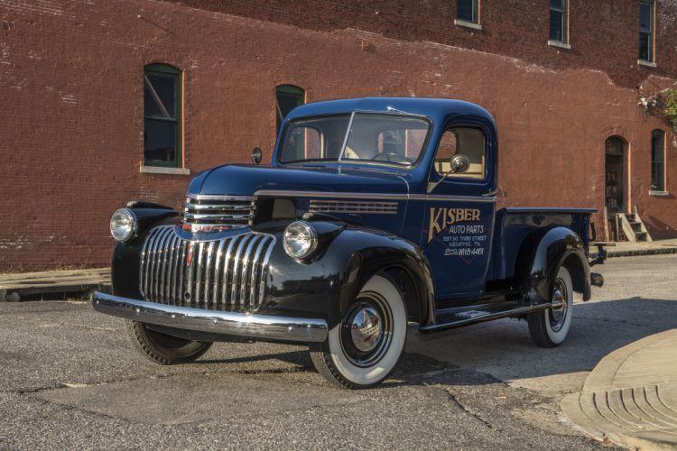 1941 Chevrolet AK Pickup Classic USA d 5922x3948-01 wallpaper