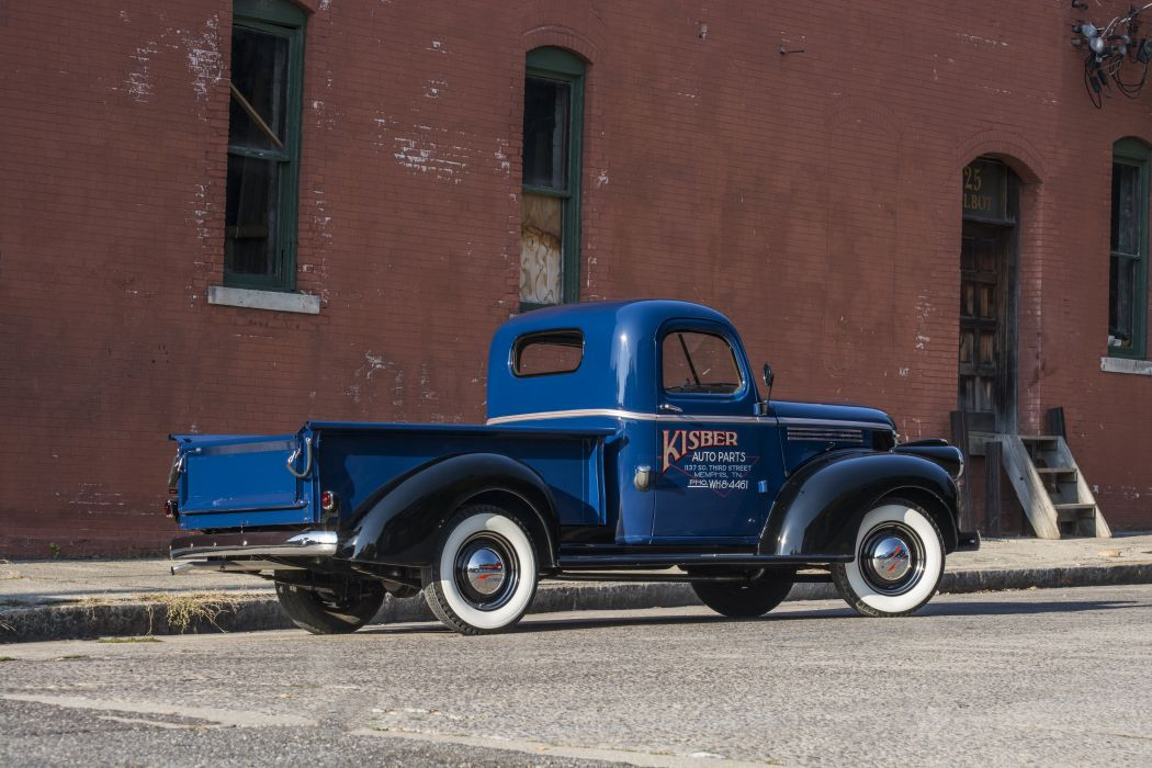 1941 Chevrolet AK Pickup Classic USA d 6000x4000-04 wallpaper
