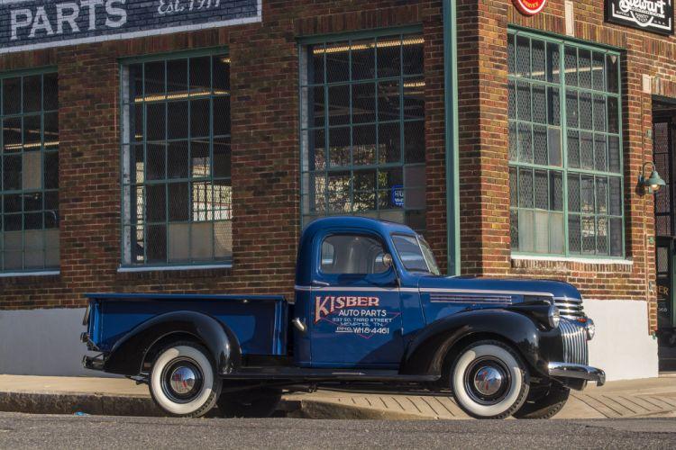 1941 Chevrolet AK Pickup Classic USA d 6000x4000-03 wallpaper