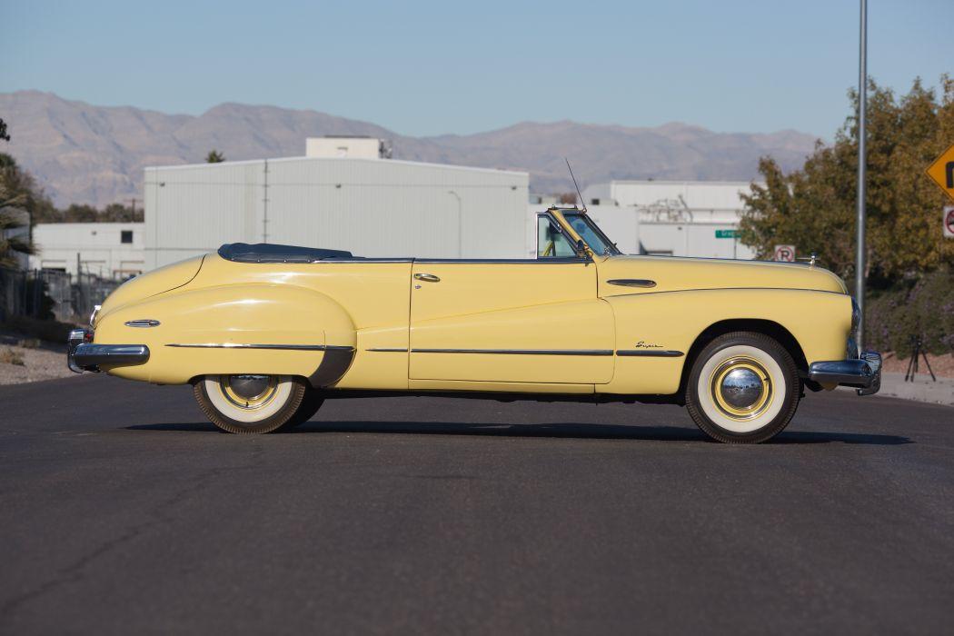 1948 Buick Super Convertible Classic USA d 5616x3744-04 wallpaper