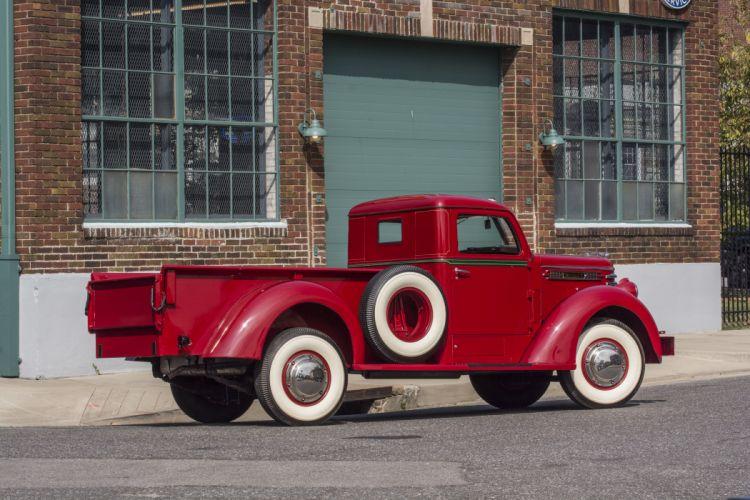 1948 DiamondT Model 201 Pickup Classic USA d 6000x4000-03 wallpaper