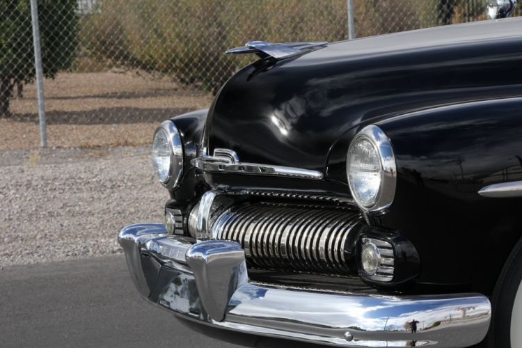 1950 Mercury Deluxe Convertible Classic USA d 5184x3456-06 wallpaper