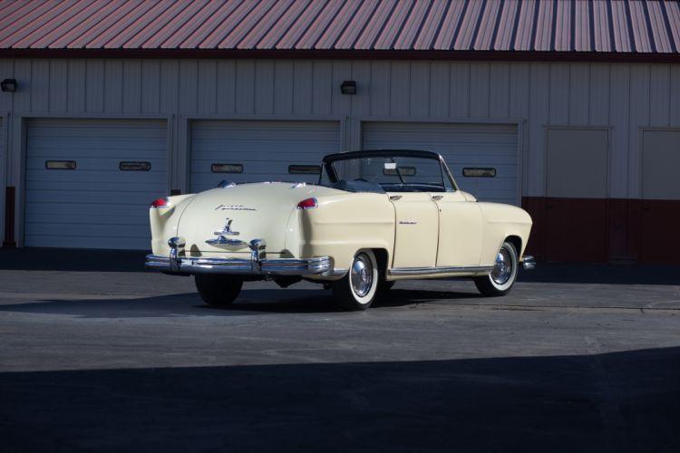 1951 Kaiser Frazer Manhattan Convertible Classic USA d 5616x3744-03 wallpaper