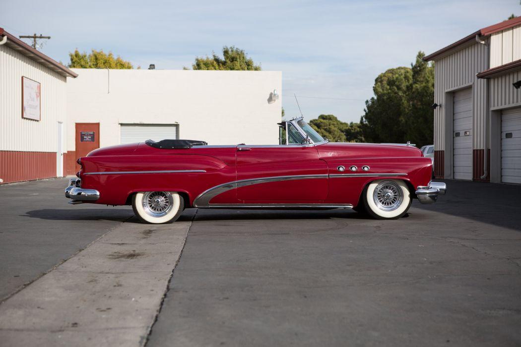 1953 Buick Eighr Super Convertible Classic USA d 5616x3744-05 wallpaper