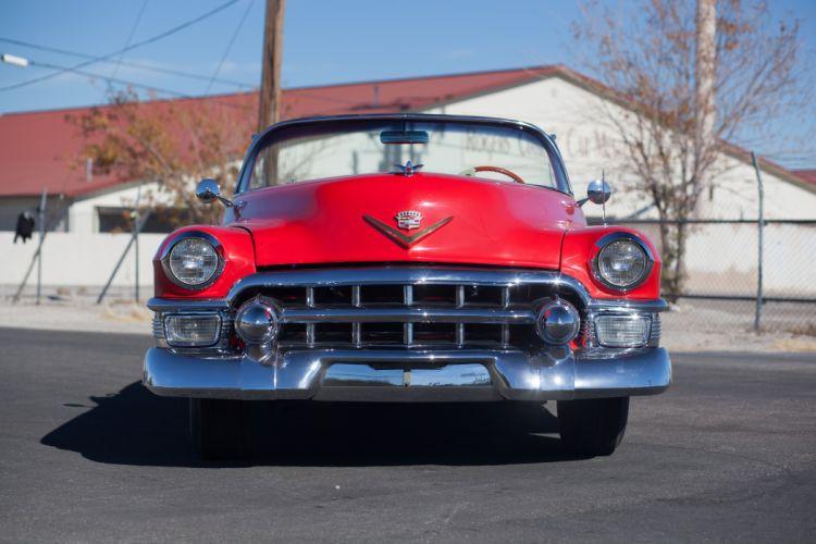 1953 Cadillac Eldorado Convertible Classic d 5616x3744-04 wallpaper