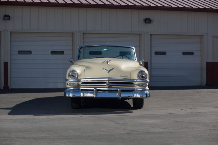 1953 Chrysler New Yorker Deluxe Convertible Classic USA d 5616x3744-02 wallpaper