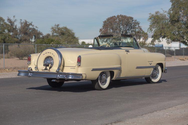 1953 DeSoto Firedome Convertible Classic USA d 5760x3840-05 wallpaper