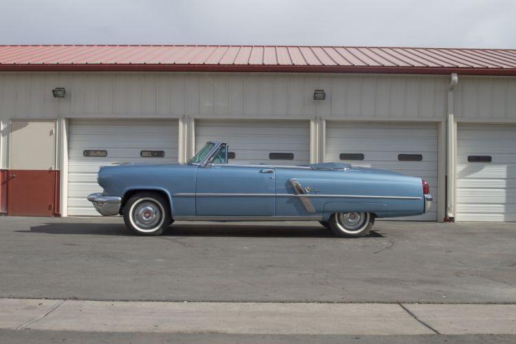 1953 Lincoln Capri Convertible Classic USA d 5184x3456-04 wallpaper