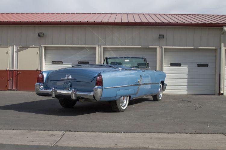 1953 Lincoln Capri Convertible Classic USA d 5184x3456-05 wallpaper