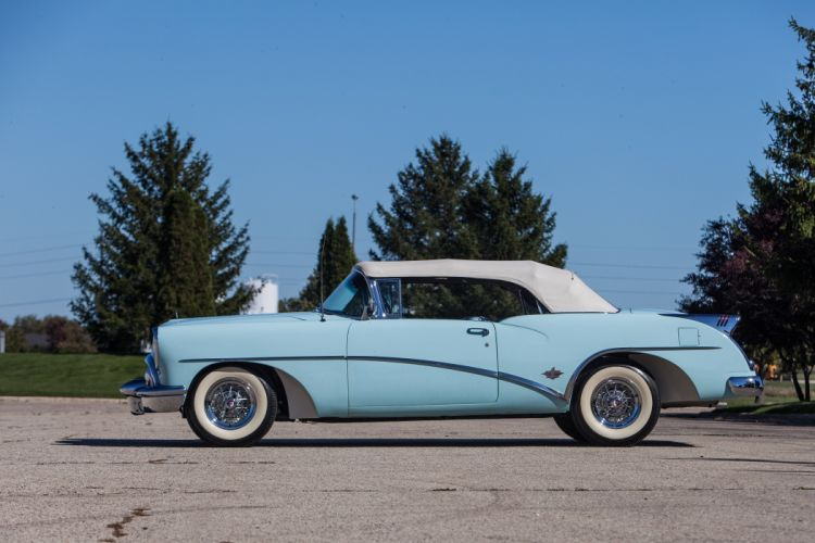 1954 Buick Skylark Convertible Classic USA d 4980x3320-12 wallpaper