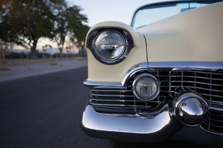 1954 Cadillac Eldorado Convertible Classic USA d 5534x3689-02 wallpaper