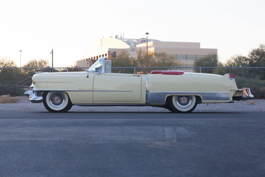 1954 Cadillac Eldorado Convertible Classic USA d 5616x3744-06 wallpaper