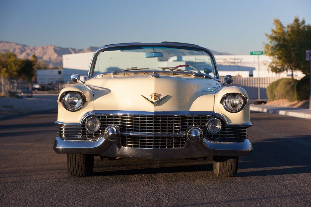 1954 Cadillac Eldorado Convertible Classic USA d 5616x3744-04 wallpaper