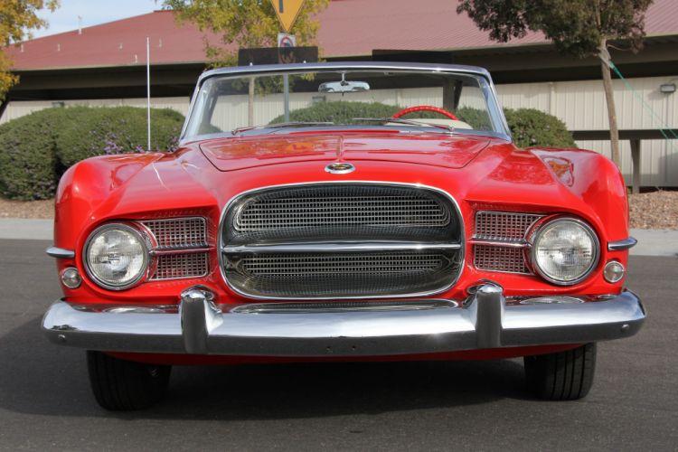 1956 Dual Ghia Convertible Classic USA d 5184x3456-04 wallpaper